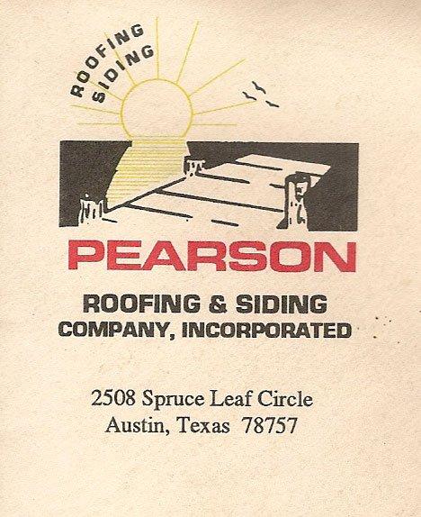 Roofing Company Door Hanger