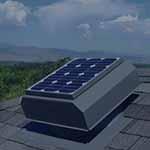 Roof Solar Fan