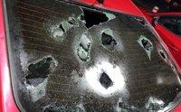 Hail Damage Car